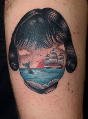 P7136206 296x400 PIETRO SEDDA   marinaio, santo o tatuatore?