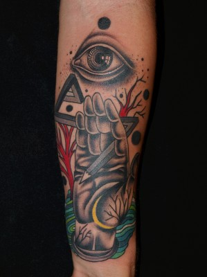 P9126310 299x400 PIETRO SEDDA   marinaio, santo o tatuatore?