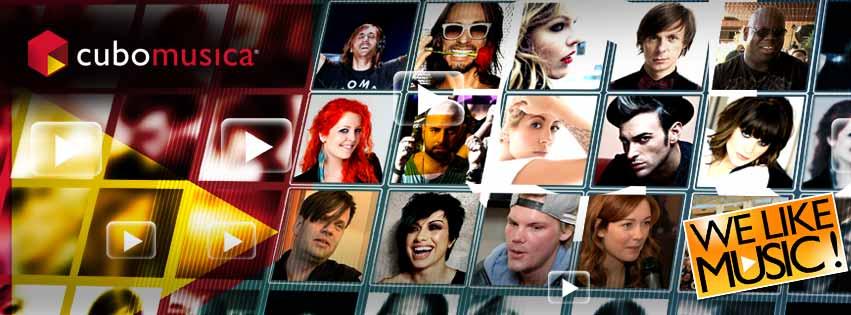 %name CUBOMUSICA   #WeLikeMusic