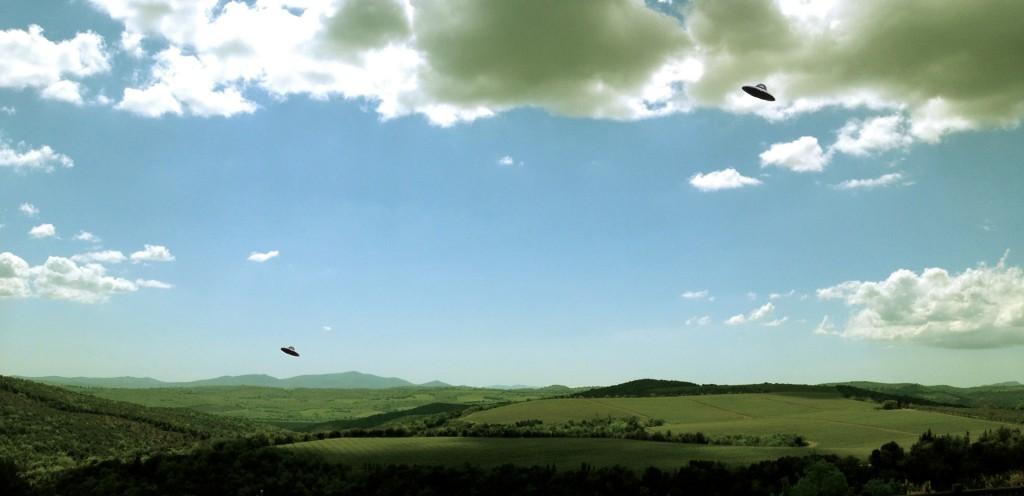RA DI MARTINO Paesaggio con dischi volanti Castelgiocondo 1.5m 1024x496 PREMIO ARTE   Mecenatismo dautore