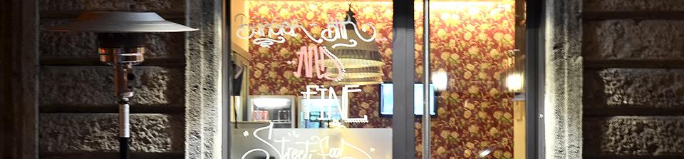 al mercato giuseppealbera© 1 AL MERCATO   street food made in Italy