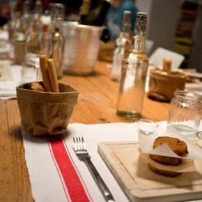 MA' HIDDEN KITCHEN SUPPER CLUB – anche a Milano si mangia underground