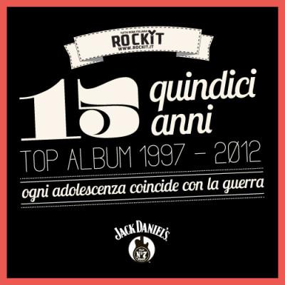 15anniRockit 400x400 1997 2012   15anni di musica italiana con Rockit