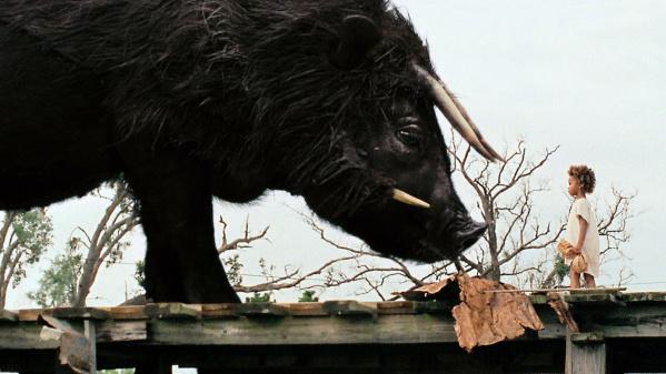 1aa beasts southern review art0 gqgi9noi 1beasts of the southern wild 6 jpg RE DELLA TERRA SELVAGGIA   il film rivelazione dellanno