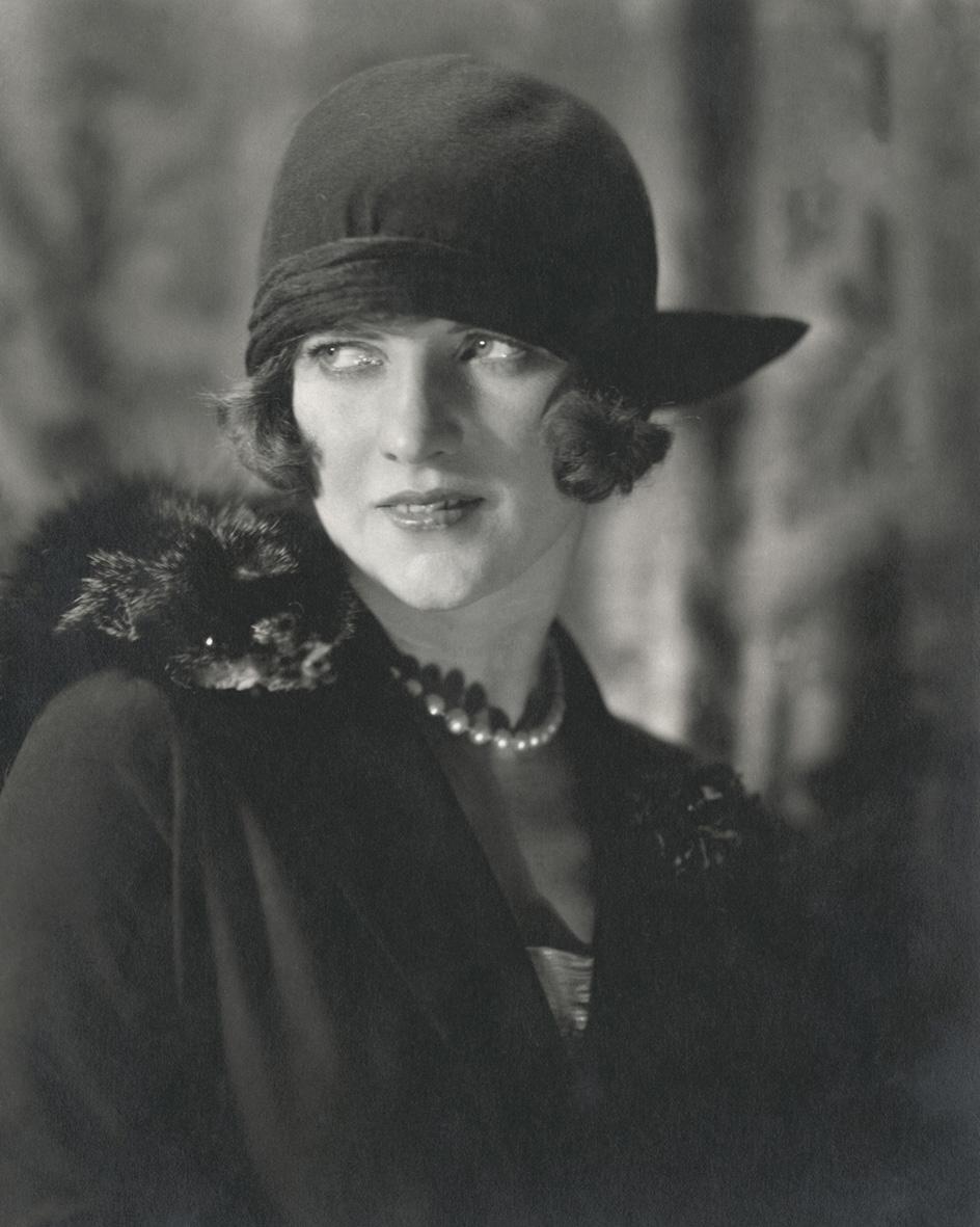 3.Edward Steichen American Vogue December 1923©1923 Condé Nast FASHION IS THE KING   Un archivio di moda al Forma