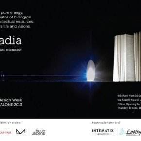 YRADIA – On the way to Milano Design Week
