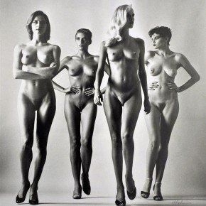 NUDES – da Helmut Newton a Vuitton