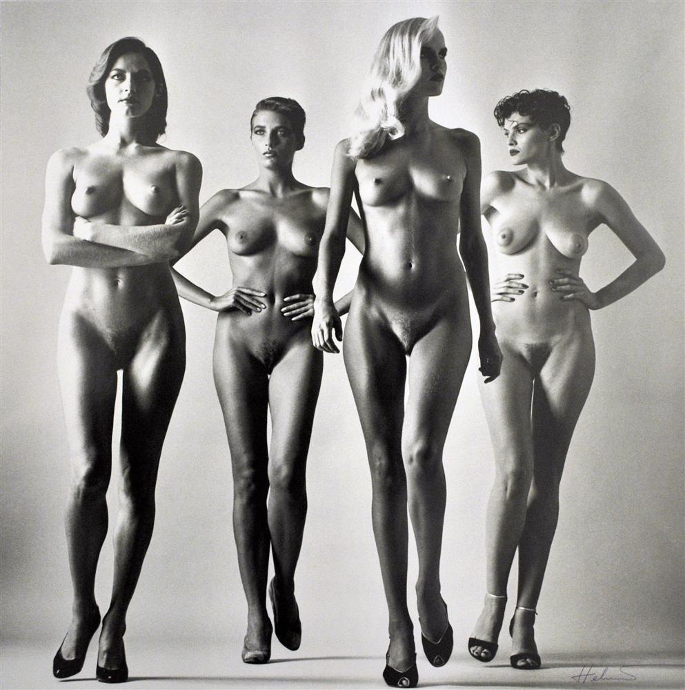 13803588 1 x NUDES   da Helmut Newton a Vuitton
