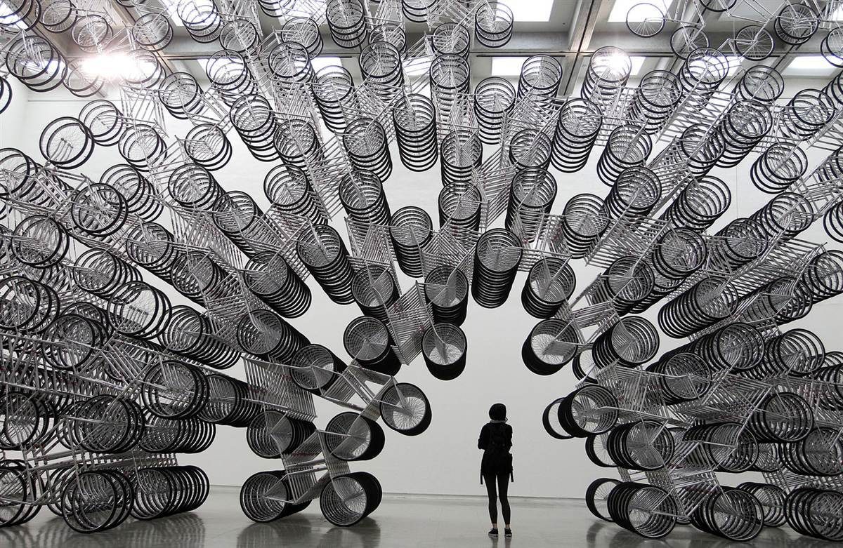 AiWeiweisForeverBicycles #AIWW: THE ARREST OF AI WEI WEI   the story behind the play