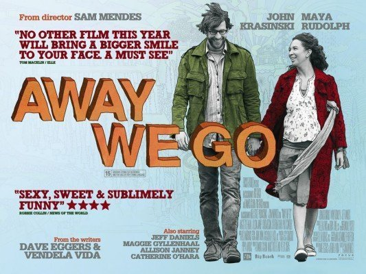away we go ver2 xlg 533x400 AWAY WE GO   un piccolo film targato Sam Mendes