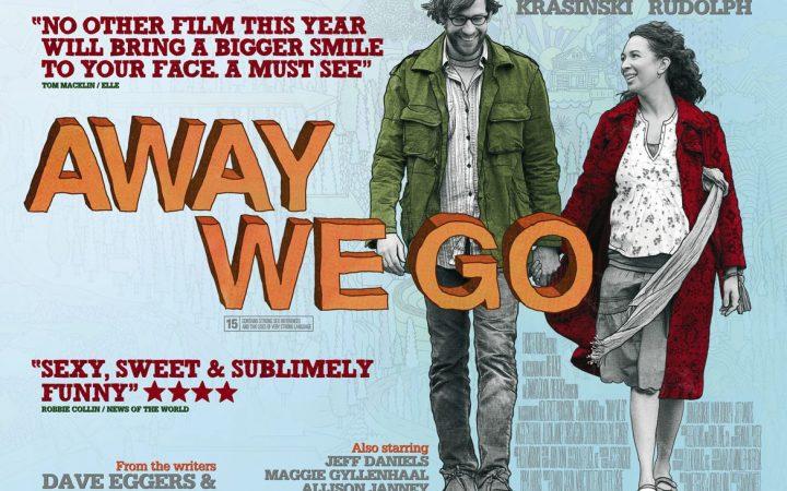 AWAY WE GO - un piccolo film targato Sam Mendes