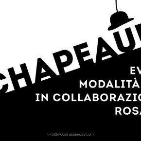 CHAPEAU! – La Fête il 1 giugno allo Spazio Giulio Romano