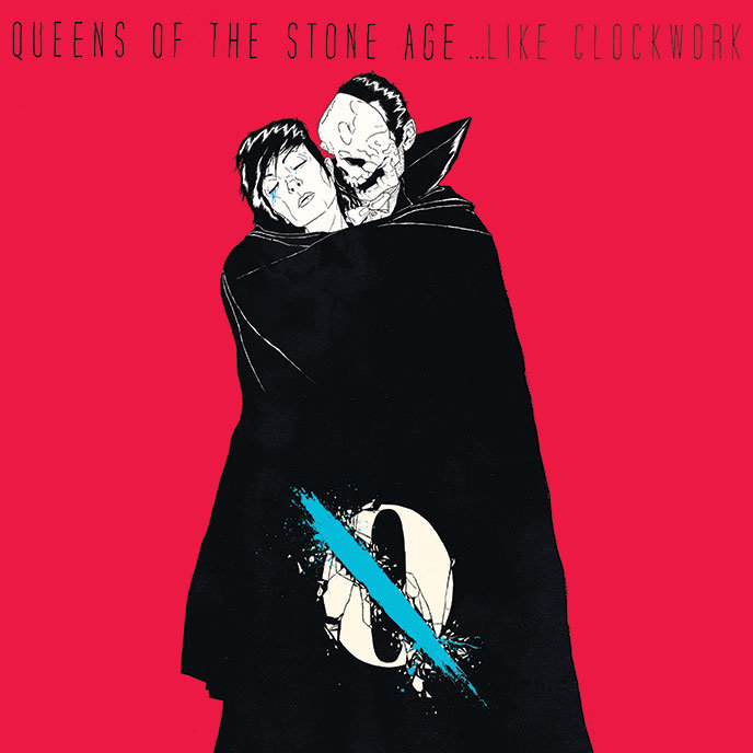 1 CoverAlbum QUEENS OF THE STONE AGE   ...like Clockwork