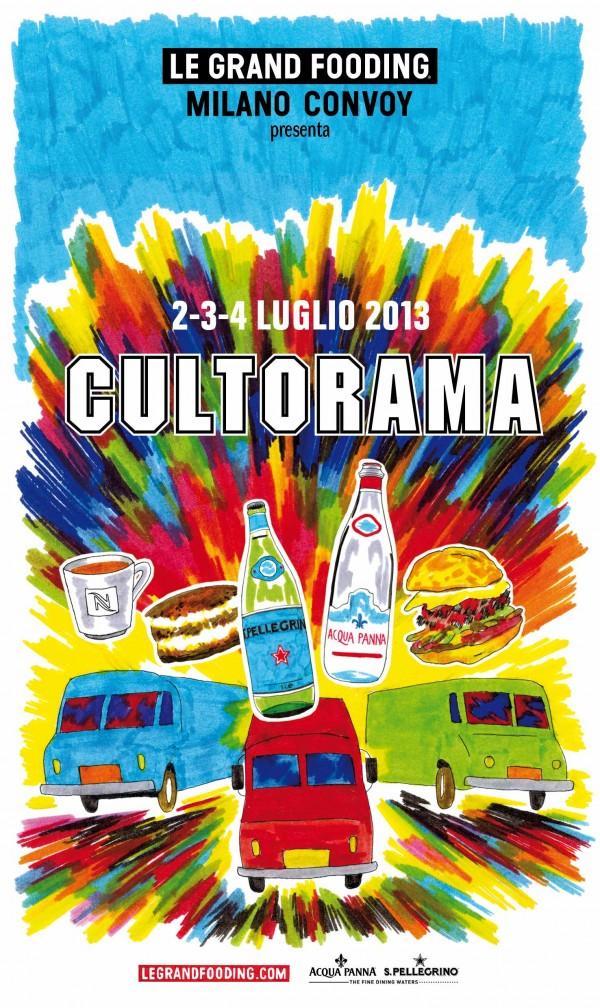 Fooding Milan couv HD1 600x1008 LE GRAND FOODING MILANO 2013   CULTorama