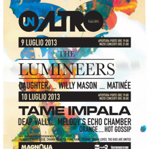 THE LUMINEERS AND MORE – Live @ Un Altro Festival!