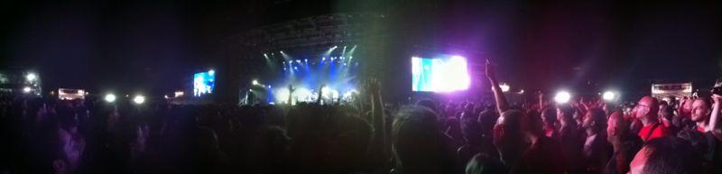 foto TORNANO I BLUR   brit pop live @Ippodromo