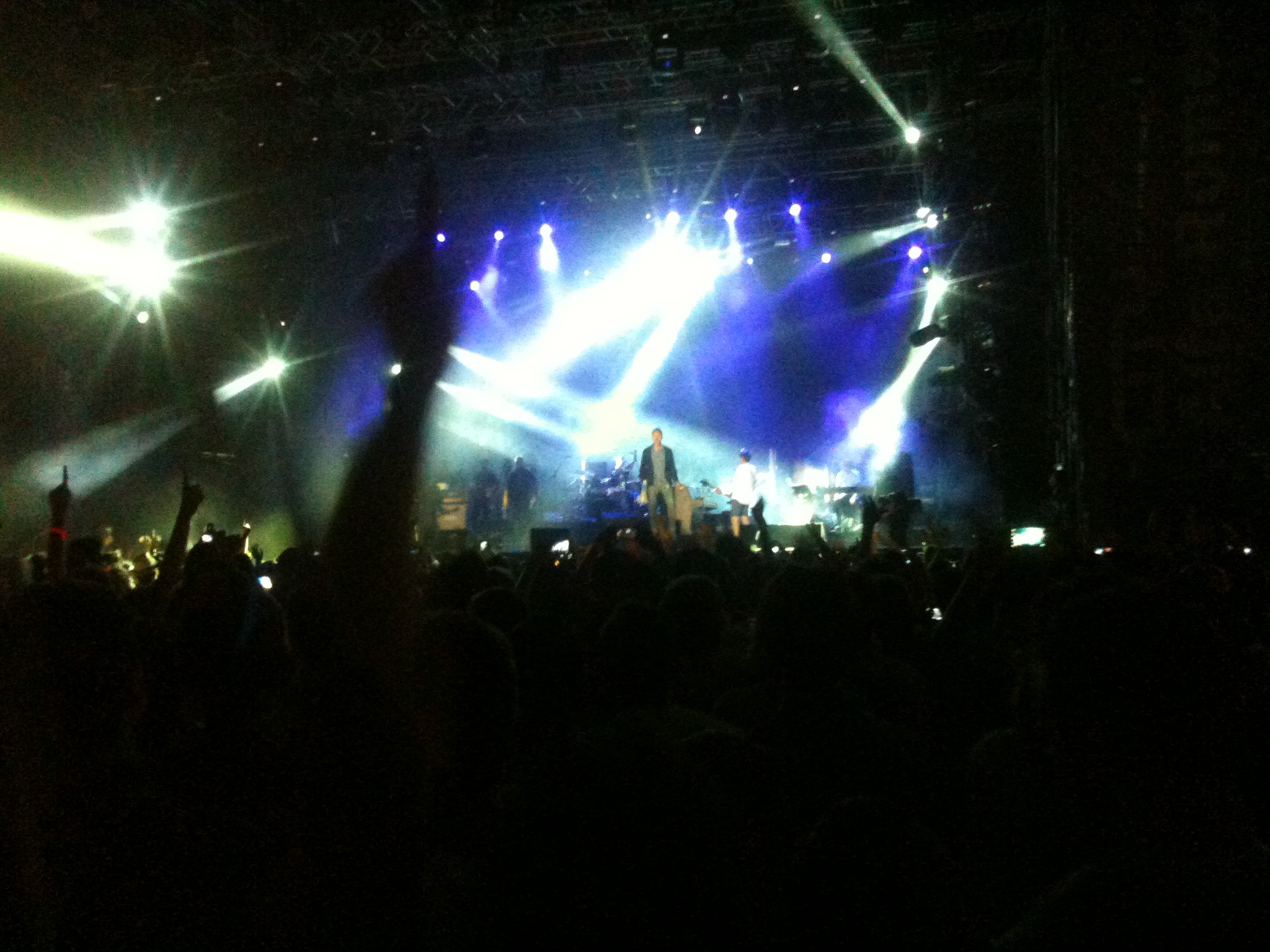 foto2 TORNANO I BLUR   brit pop live @Ippodromo