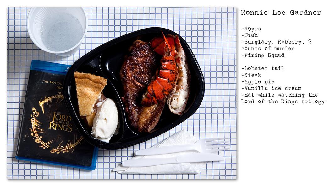 11 big NO SECONDS, COMFORT FOOD   Henry Hargreaves al Museo della Follia