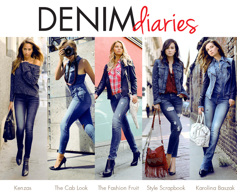 Denim Diaries EU DENIM DIARIES   Guess style challenge