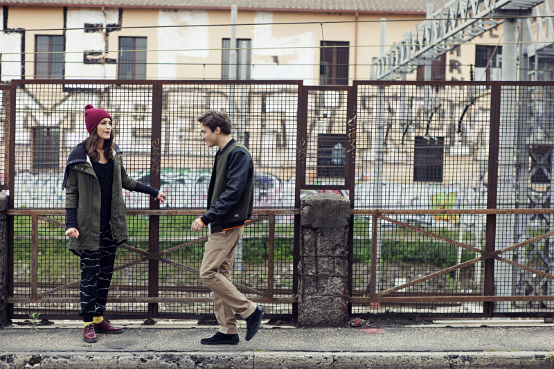 IMG 7022 e1380472545222 ONCE UPON A TIME IN ITALY   Uno short movie per il lancio della nuova collezione A/I di 55DSL