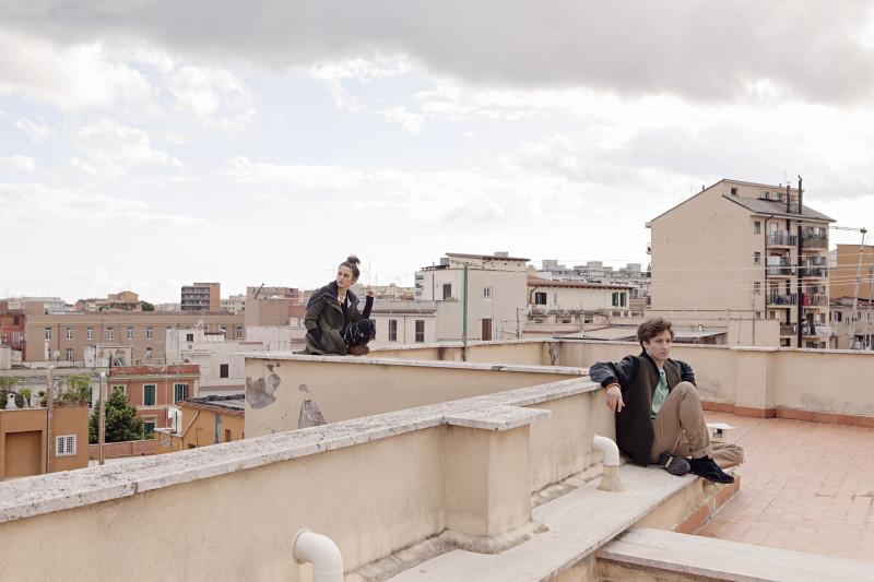IMG 7438 e1380472601889 ONCE UPON A TIME IN ITALY   Uno short movie per il lancio della nuova collezione A/I di 55DSL