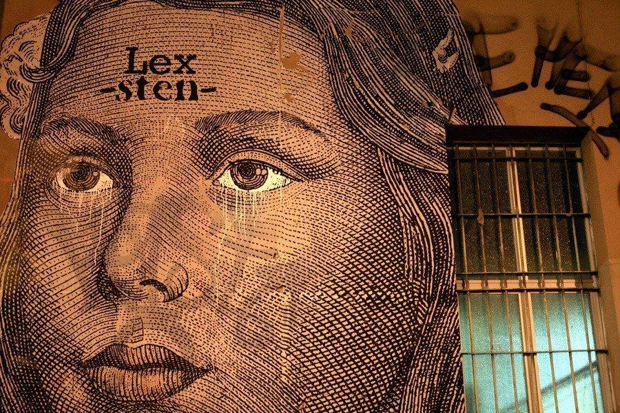 sten lex dec09 2 u 1000 OUTDOOR   Sten & Lex crowdfunding street art project