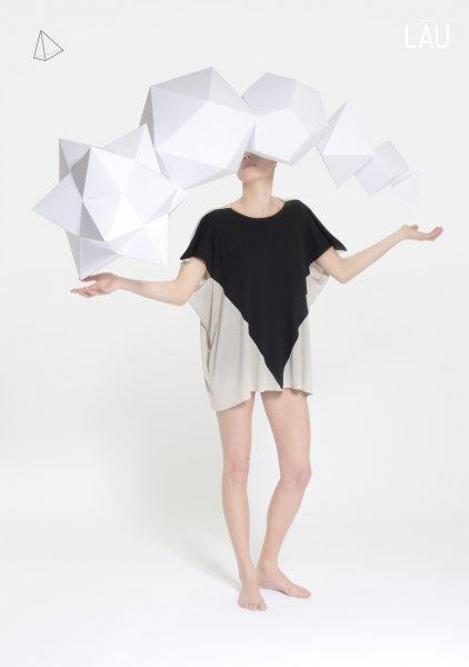 A01 LAU CLOTHING   luniverso in un abito