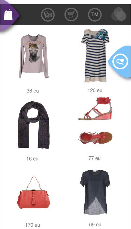 Cattura2 JAQARD FASHION APP   dal 15 ottobre lo styling è digital
