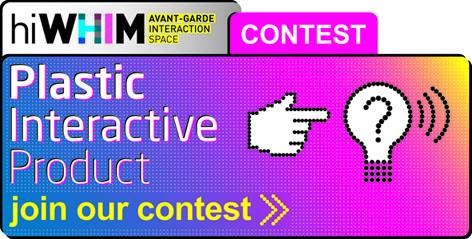 PIP LOGO PLASTIC INTERACTIVE PRODUCT   hiWHIM lancia un concorso per artisti e young designer