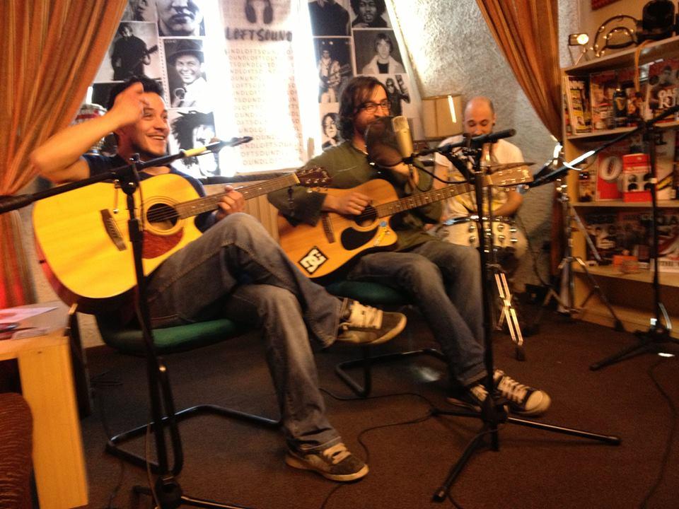 loftsound2 LOFTSOUND   Un loft, tre cuori e una chitarra