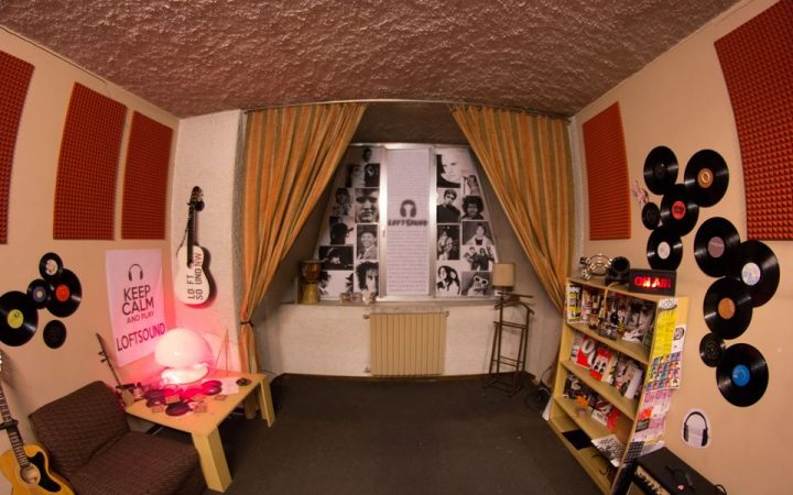 LOFTSOUND - Un loft, tre cuori e una chitarra   3