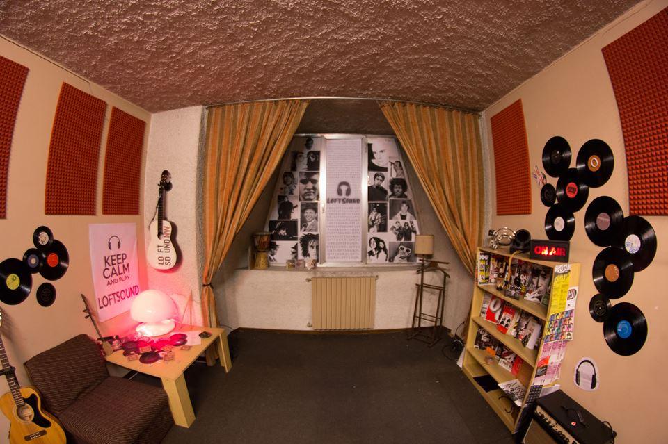 loftsound3 LOFTSOUND   Un loft, tre cuori e una chitarra