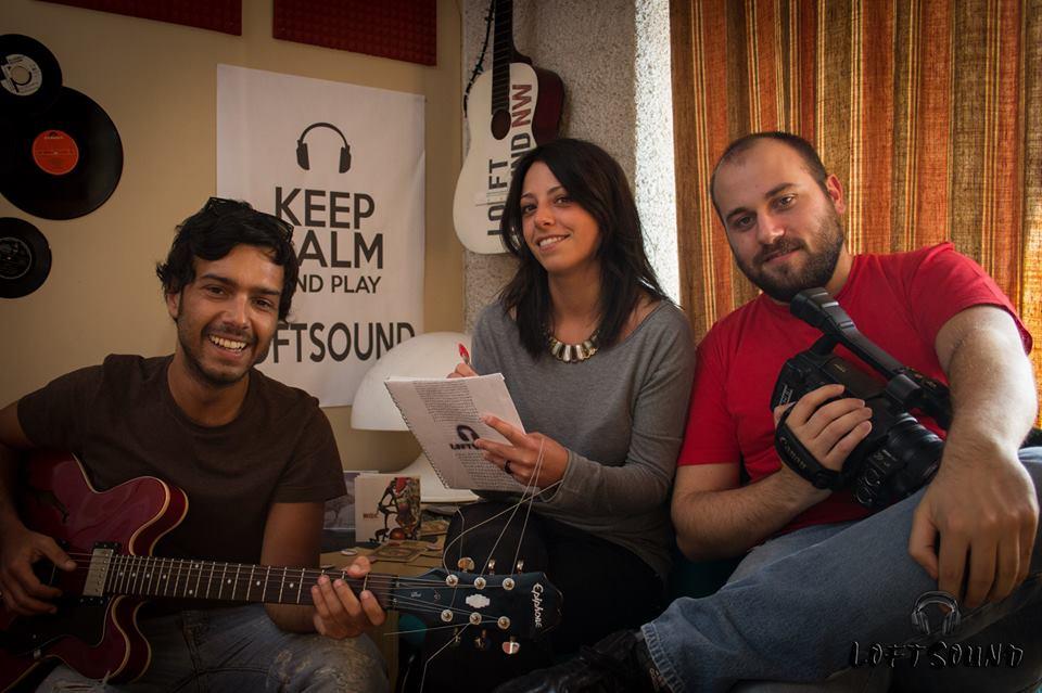 loftsound4 LOFTSOUND   Un loft, tre cuori e una chitarra