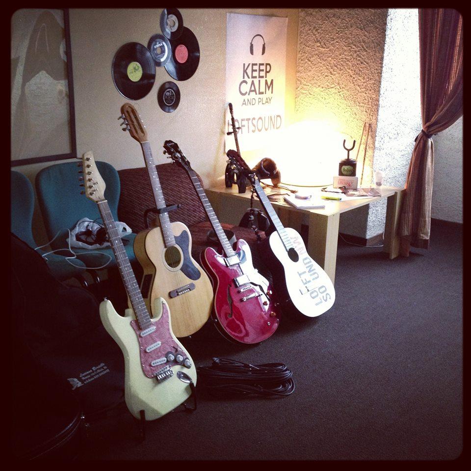 loftsound5 LOFTSOUND   Un loft, tre cuori e una chitarra