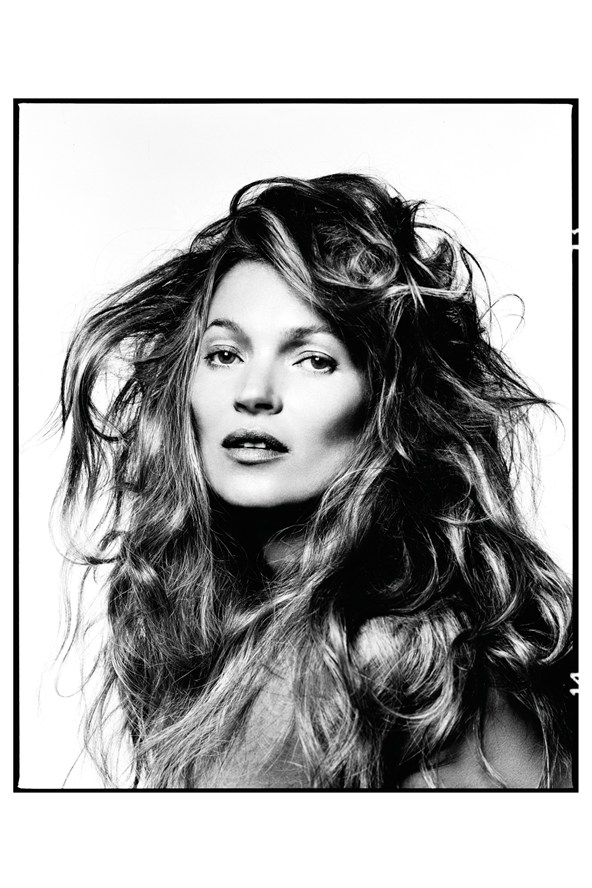 Kate Moss vogue 4sept13 David Bailey b 592x888 BAILEYS STARDUST   London calling