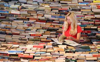 BUONI PROPOSITI 2014 – al terzo posto, leggere più libri