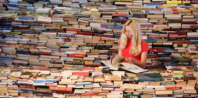 BUONI PROPOSITI 2014 - al terzo posto, leggere più libri 8