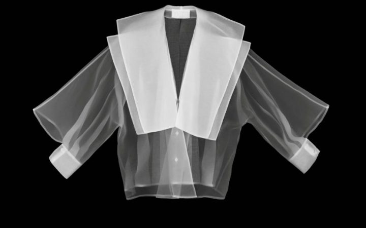 LA CAMICIA BIANCA - secondo Ferré, l'architetto della moda 2