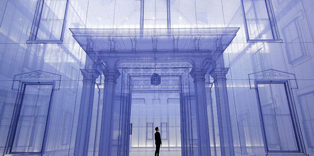 HOME WITHIN HOME - Do-Ho Suh 11