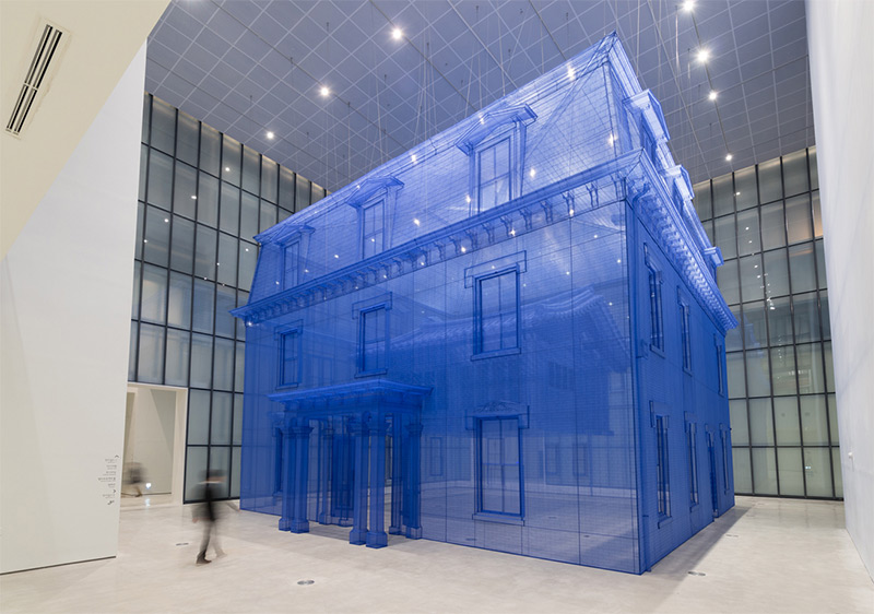 suh 1 HOME WITHIN HOME   Do Ho Suh