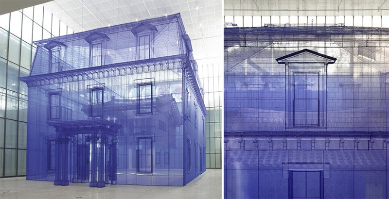 suh 8 HOME WITHIN HOME   Do Ho Suh