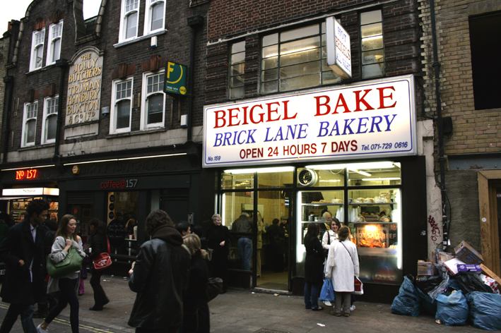 Beigel Bake Brick Lane London LONDON HOTSPOT   hipsterize yourself!