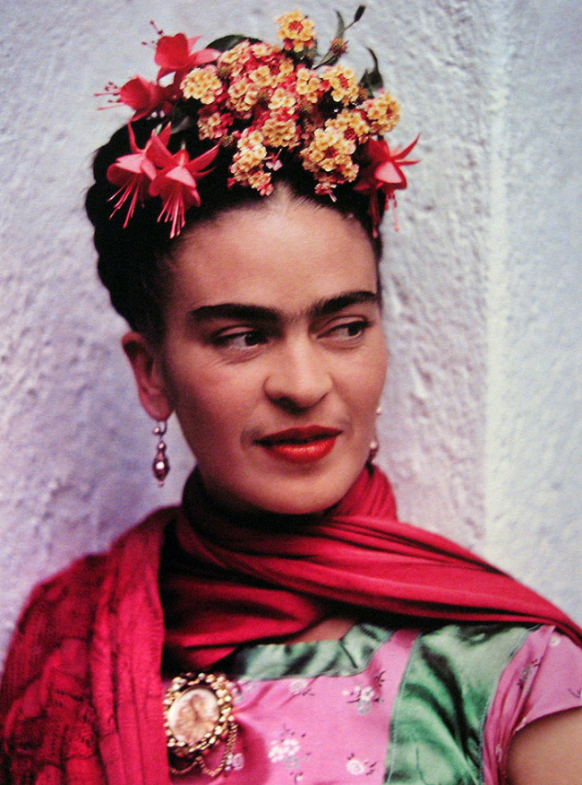 Frida Kahlo WE ART   Modalità Demodè party!