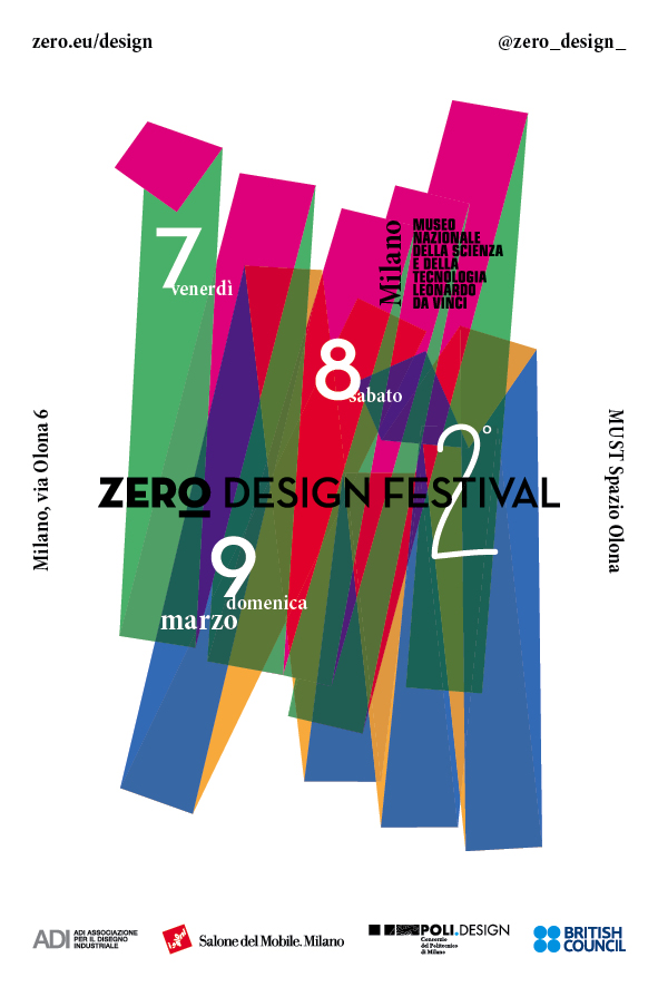 ZDF2 cartolina ZERO DESIGN   Anticipazioni del Salone 2014