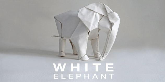 WHITE ELEPHANT- Sipho Mabona 2