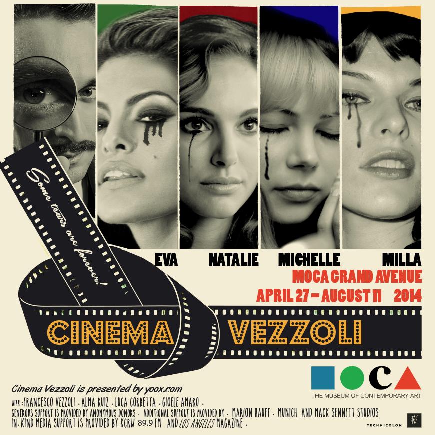 Locandina Mostra   Cinema Vezzoli @Moca CINEMA VEZZOLI   Dallo streaming al @Moca