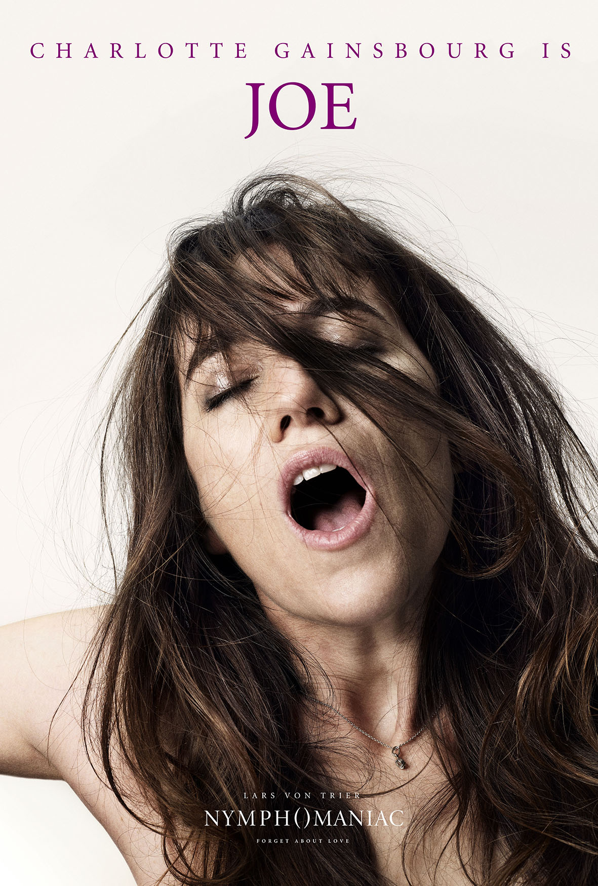 nymphomaniac poster charlotte gainsbourg Nimph()maniac   remember about love