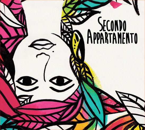 01 secondo appartamento cover SECONDO APPARTAMENTO   Cinque giovani toscani da tenere docchio!