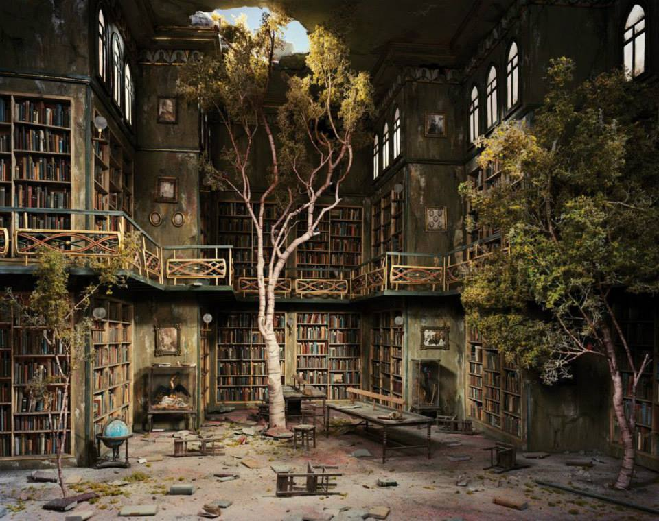 10176199 656221721116814 2767028207108533283 n AFTER THE APOCALYPSE   Photography series by Lori Nix