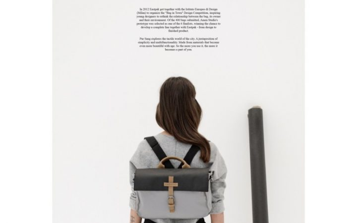 AMEN STUDIO - Capsule collection per Eastpak 1
